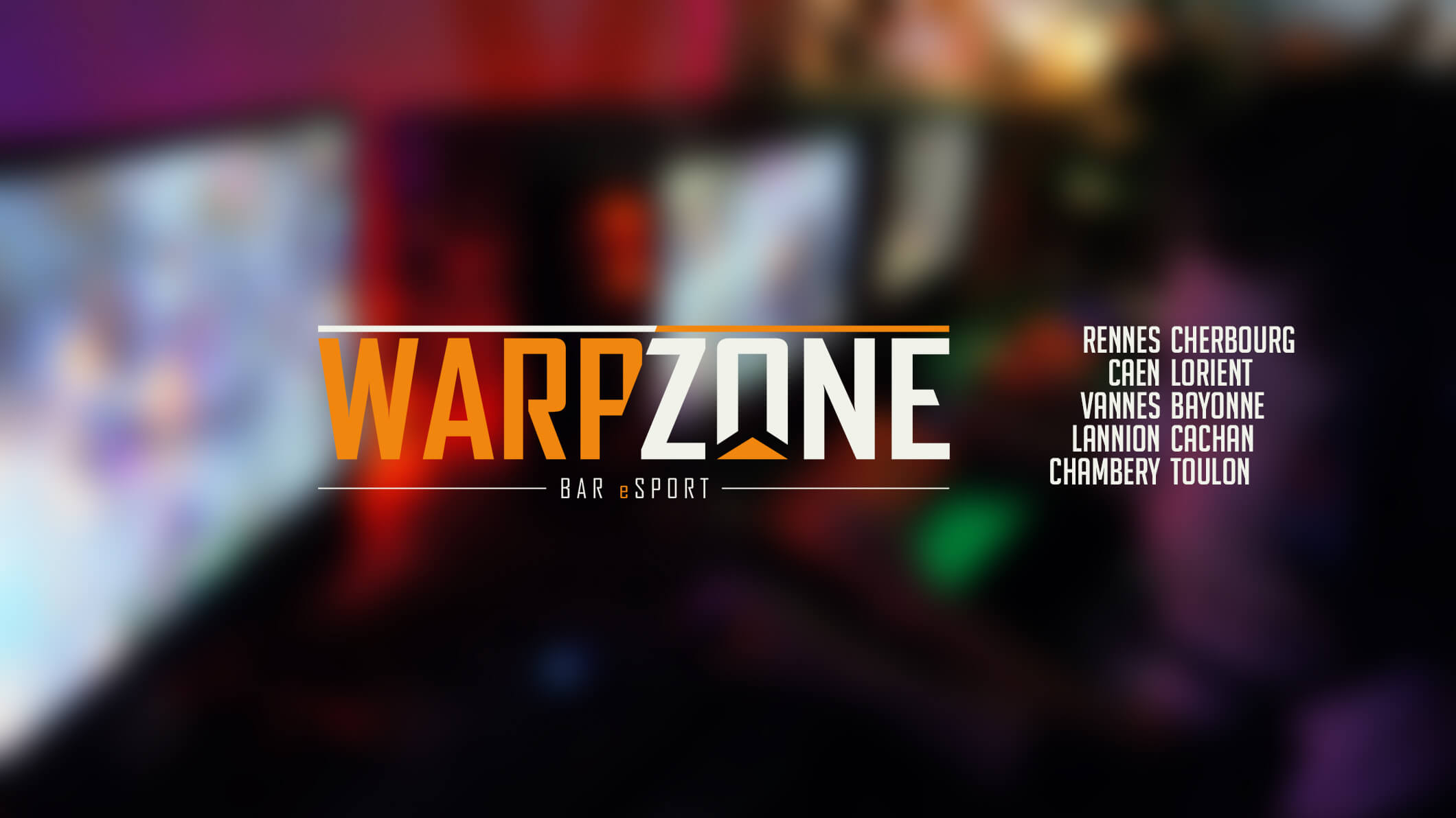 La franchise des bars WarpZone en France